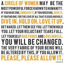 Circle of Women quote